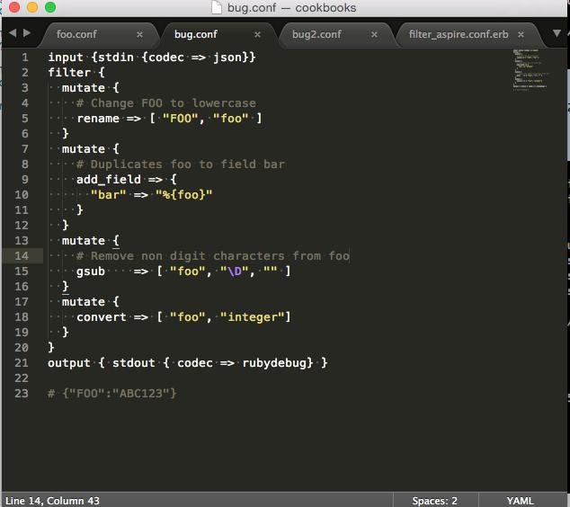 Какой язык sublime text 3 работает с JSON как код?